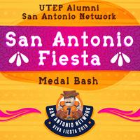 UTEP San Antonio Alumni Network San Antonio Fiesta Medal Bash