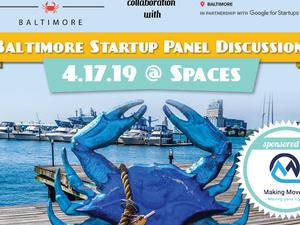 #LinkedInLocal Baltimore Startup Panel Discussion