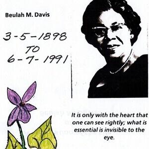 Third Annual Beulah M. Davis Day