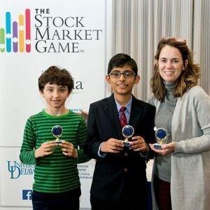 Delaware Stock Market Game Awards