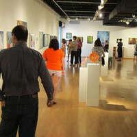 Exhibit Reception: Resident Visual Artists Exhibit 2019