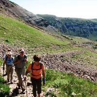 Mountain Savvy Backcountry Hike