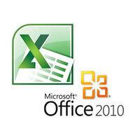 Advanced Microsoft Excel, 2010