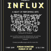In Flux: A Night of Performance Art