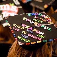 2019 School of Education Graduation Ceremony & Reception