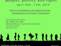 Displacements: Peoples, Politics and Rights