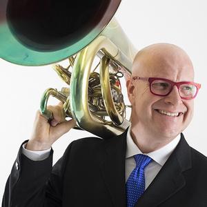 Breathing Gym presentation featuring Patrick Sheridan, tuba