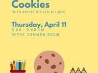 Bethe 04/11/19 Coloring and Cookies with AC Allison Finn