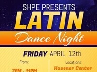 SHPE Latin Dance Night