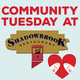 Community Tuesday at Shadowbrook Restaurant