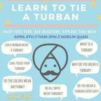 Sikh Week: Turban Tying
