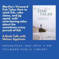 Book Talk: Martha's Vineyard Fish Tales