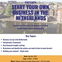 Start your own business in the Netherlands