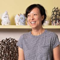 Visiting ceramist   Linda Lopez