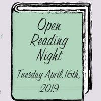 Writing & Poetry Series: Featured Writers & Open Floor Readings