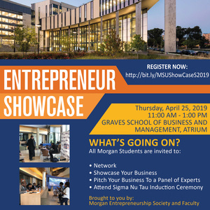 Entrepreneurship Showcase
