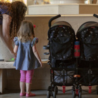 Stroller Tour: Spread Your Wings