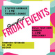 SpringFest: Friday Daytime Events