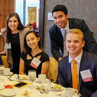 LMU Accounting Society Spring Banquet