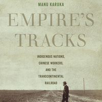 Book Event with Manu Karuka '00