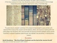 """""""The Future of Interdisciplinarity"""": STEM Methods and Medieval StudiesSymposium"""
