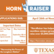HornRaiser Deadline Due