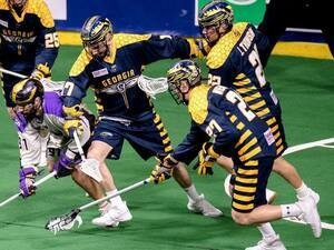 Georgia Swarm 2019 Round One - NLL Playoffs
