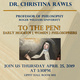 To the Pen! Early Modern [ Women ] Philosophers