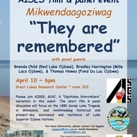 """""""They Are Remembered"""" Film and Panel"""