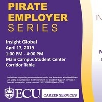 Pirate Employer Series - Insight Global