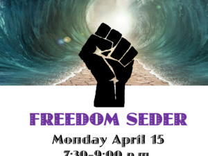 Freedom Seder