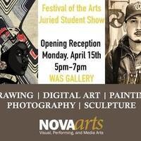 Festival of the Arts Juried Student Show