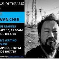 Festival of the Arts Presents Poet Chiwan Choi