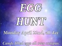 SUB Presents: Easter Egg Hunt