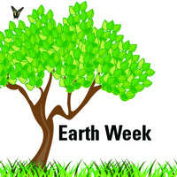 Earth Week Recycling Event