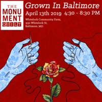Grown in Baltimore with the Monument Quilt