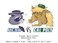 IMPROVability: UCSB vs. Cal Poly