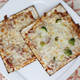 Lunch at Hillel: Matzah Pizza