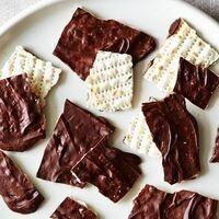 Chocolate Matzah Making