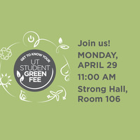 April Green Fee Meeting