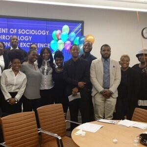 Sociology Department Celebration of Seniors/ Alpha Kappa Delta Induction