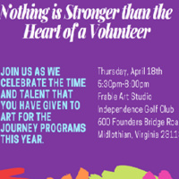 Nothing is Stronger than the Heart of a Volunteer