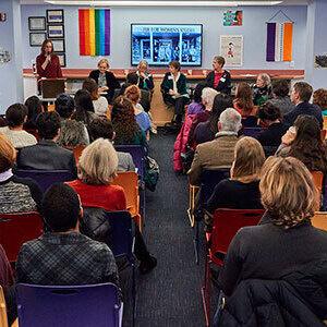Women's Studies Senior Praxis Presentations