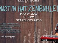 Coffee House Series: Dustin Hatzenbuhler