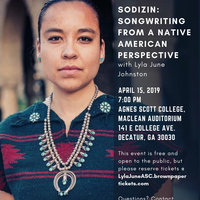 Sodizin: Songwriting from a Native American Perspective with Lyla June Johnston