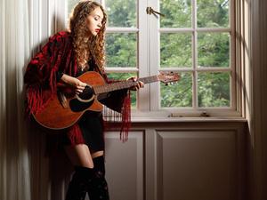 Calista Garcia, singer-songwriter