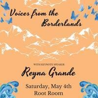 OUI Annual Banquet: Voices from the Borderlands with Reyna Grande