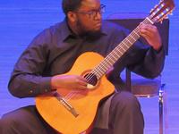 Grant Stryckning, guitar - Senior Recital