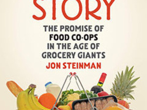 "Jon Steiman on ""Grocery Story"" at the Catonsville Cooperative Market"