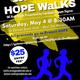 10th Annual HOPE WaLKS 5K